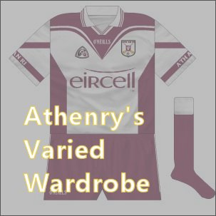 In the late 1990s an early 2000s, Galway's Athenry had a huge level of change compared to the average club.
