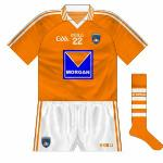 2012: Another change, this time in what was essentially the same design as what Tyrone had used since the start of 2010. A collar was used for the first time since 2001.