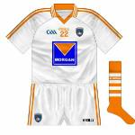 2012: The Nicky Rackard Cup final pitted Armagh against Louth, with the Orchard County changing after losing the toss, donning a simple reversal of orange shirt.