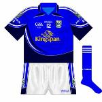 2009: The GAA's 125 commemorative logo was on the jerseys for the championship, though.
