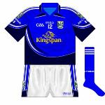 2010: Change to GAA logo on short-sleeved jersey.