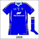 Clare v Wexford hadn't always been treated as a clash, but increasing amounts of gold on the Wexford shirt saw a change ordered for the 2009 relegation play-off.