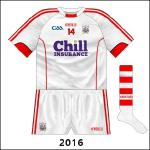 As with its predecessor, this got a run-out in the January clash with UCC in the Canon O'Brien Cup.