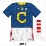 As part of the commemoration of the 1916 Rising, which signalled the start of Ireland's War of Independence, against Kilkenny Cork wore a shirt representative of that worn a century previous.