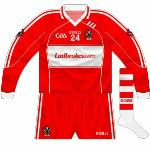 2011: Long-sleeved format, used in league game against Tyrone.