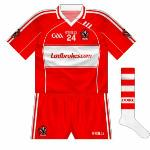2010-11: Change to GAA logo and new shorts.