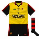 2010: When Down got to the All-Ireland final it was Cork they faced, as in the U21 decider of the previous year. As a result, both teams were forced to change, with the Mourne Men losing their first-ever final.