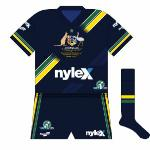 2010: Another one-year hiatus for the series, another new sponsor for Australia.Nylex manufacture  thermo plastic tubing, hose, ducting geomembranes, tank liners and drainage systems.