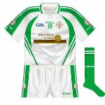 2011: London's first championship victory since the 1970s, an All-Ireland qualifier against Fermanagh, was achieved in a white change kit.