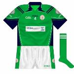 2009: While most counties had the GAA's 125th anniversary logo, London only had the 'GAA' script.