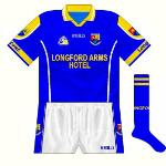 2005-06: Another change, a tidy design used by Limerick around the same time. The county name now appeared on the socks.