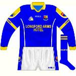 2005-07: Long-sleeved jersey.