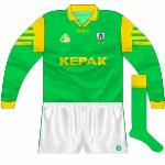 1997-99: Long-sleeved version.