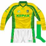 2004-06: It was soon replaced by this, however, which was essentially a long-sleeved version of the change shirt.