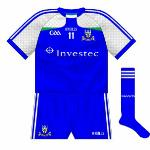 2013-: Unsurprisingly, a straightforward reversal again. Worn in the All-Ireland quarter-final defeat to Tyrone.