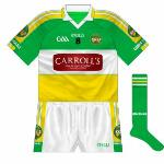 2010: Changes to GAA land Carroll's logo, the latter now having 'From The Heart of Ireland, Tullamore, Co. Offaly' written below the company name.