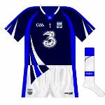 2012-: A new departure in terms of Waterford goalkeeper shirts, with navy now favoured instead of royal blue.