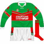 2002-04:  Long-sleeved version.